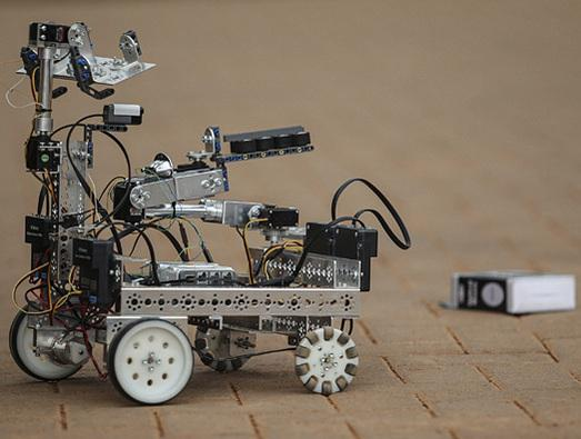 In Pictures: The year in madly cool robots