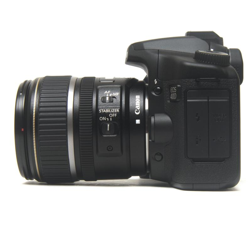 In Pictures: Canon 40D