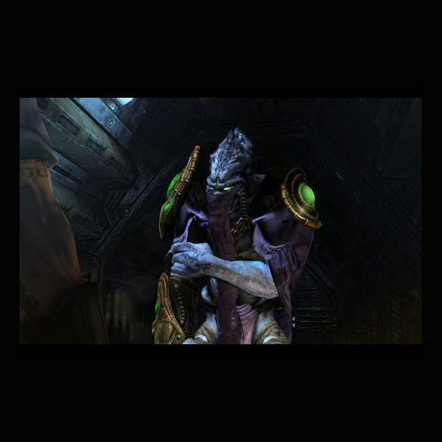 New screenshots of Starcraft 2 unleashed