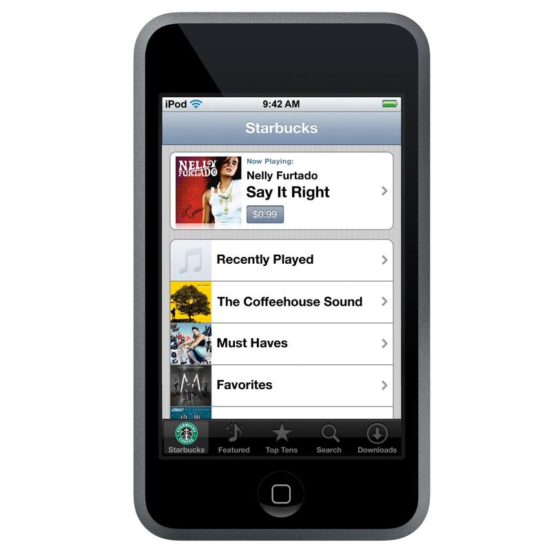 In Pictures: Apple iPod touch