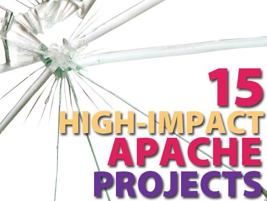 In Pictures: 15 high-impact Apache projects