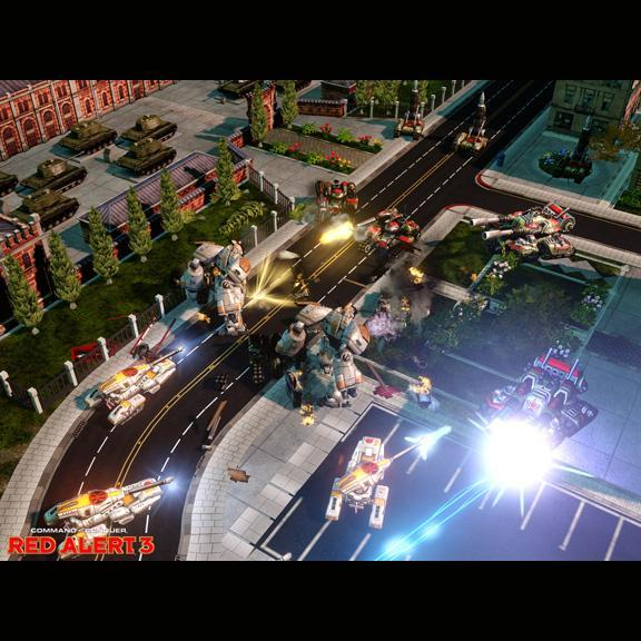 In pictures: Command & Conquer: Red Alert 3