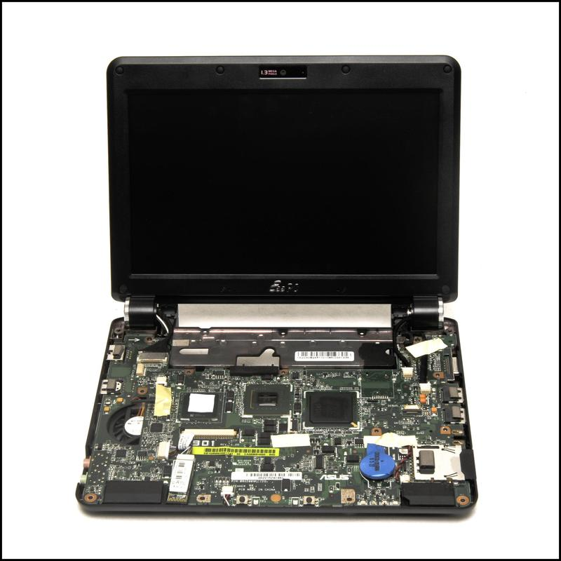 Splitting the Atom: inside the Eee PC 901