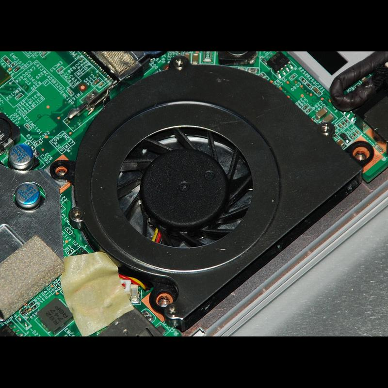 A look inside the MSI Wind