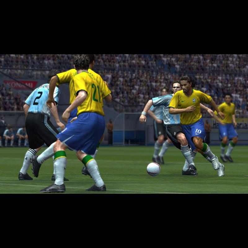 In pictures: Pro Evolution Soccer 2009
