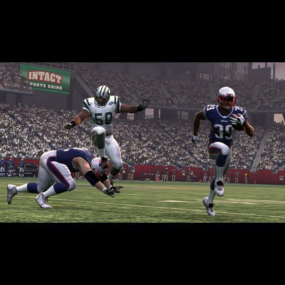 In pictures: Madden NFL 09