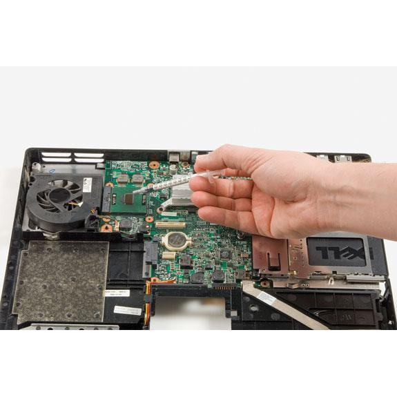 Replace your laptop's CPU