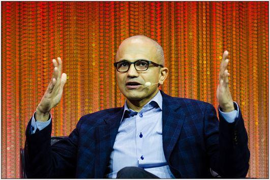 In Pictures: Meet the real Satya Nadella, Microsoft's new CEO