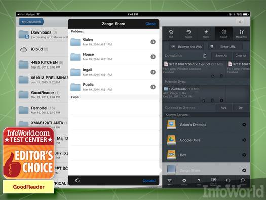 In Pictures: The must-have iPad office apps
