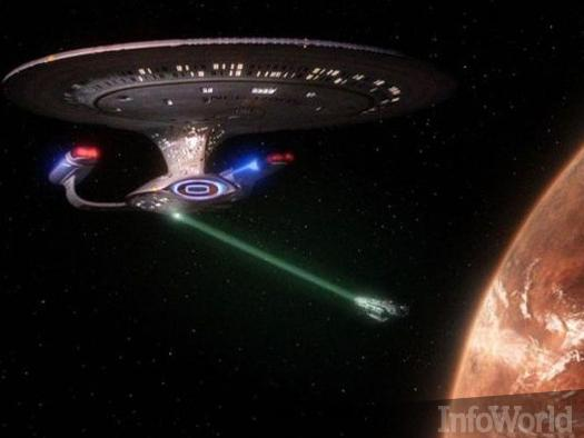In Pictures: She's gonna blow! 10 Star Trek technologies that are almost here