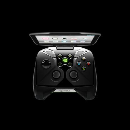 Nvidia's Shield gaming handheld from top (1)