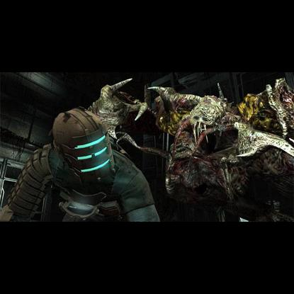 Dead Space was one of the most critically acclaimed games of 2008.