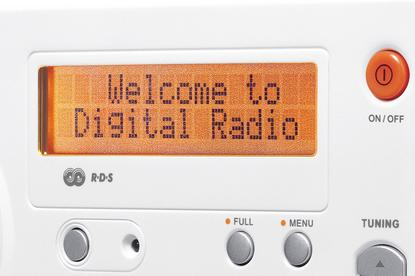 Digital radio is set for widespread launch by 1 July 2009