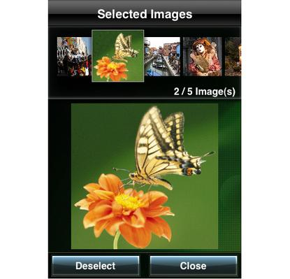 Canon's Easy Photo-Print iPhone app
