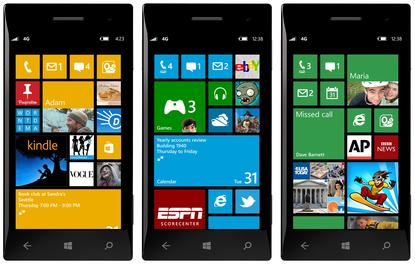 windows phones