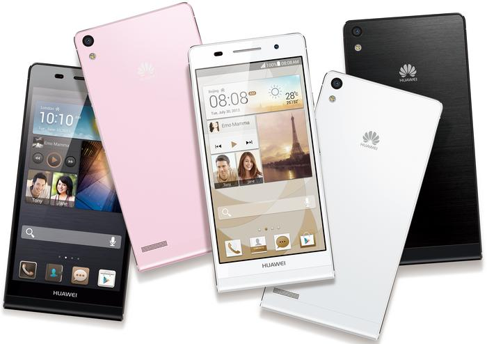 Huawei has big plans and lofty goals for its new Ascend P6 smartphone.