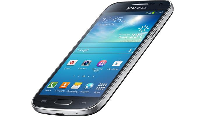 The Galaxy S4 Mini has a 4.3in screen with a qHD resolution of 540x960.