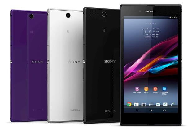 in concealment blurs the draw of piece of job betwixt a smartphone together with a tablet  Sony Xperia Z Ultra : Phablet Re-Invented