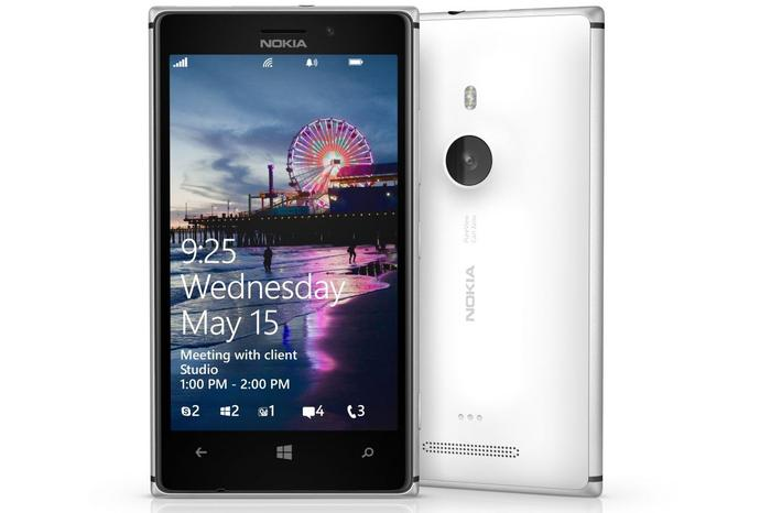 The Nokia Lumia 925: coming soon to Telstra and Optus.