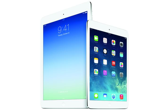 The Apple iPad Air will go on sale on Friday, 1 November.