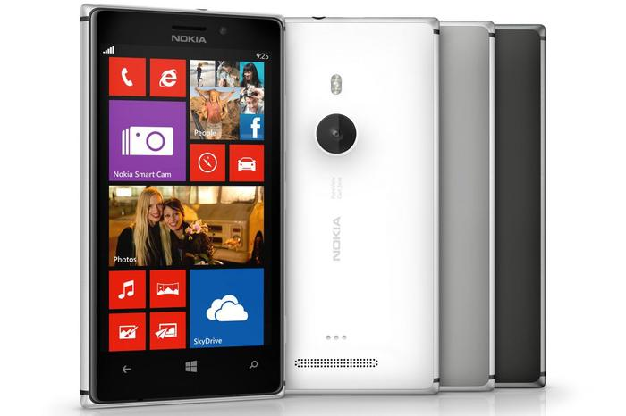 The Nokia Lumia 925: available soon through Optus.