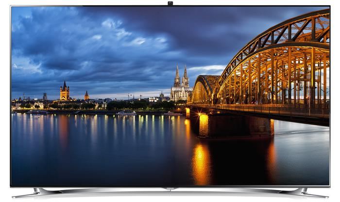The Series 8 (F800) Smart LED TV.