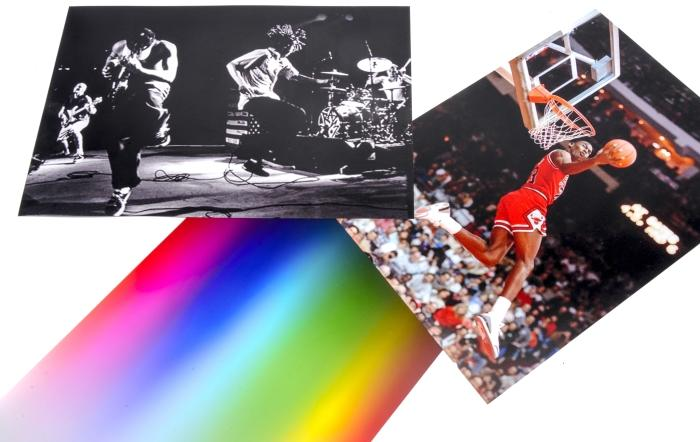 An example of some of the images we printed using Canon's Photo Paper Pro.