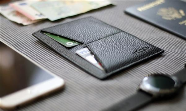 Dash protects cash. And your passport.