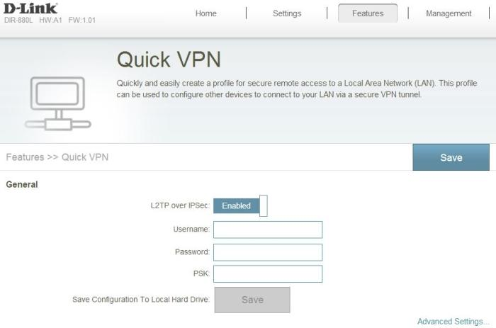 Setting up VPN is an easy task.