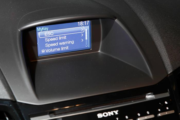 Ford's MyKey technology makes its debut in Australia on the Ford Fiesta ST hot hatch.