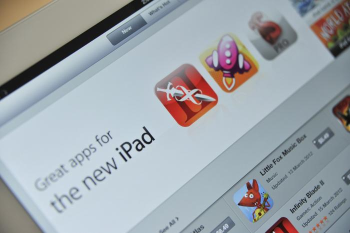 The iPad has a large range of excellent, quality apps built specifically for a tablet device in the App Store.