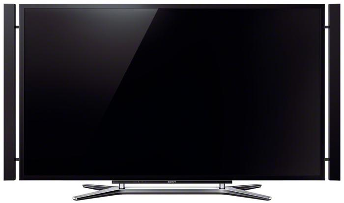 The Sony XBR-84X900 BRAVIA 4K TV.