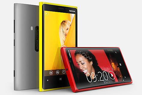 The Nokia Lumia 920 will be available in yellow, red, white, grey, and black colour variants.