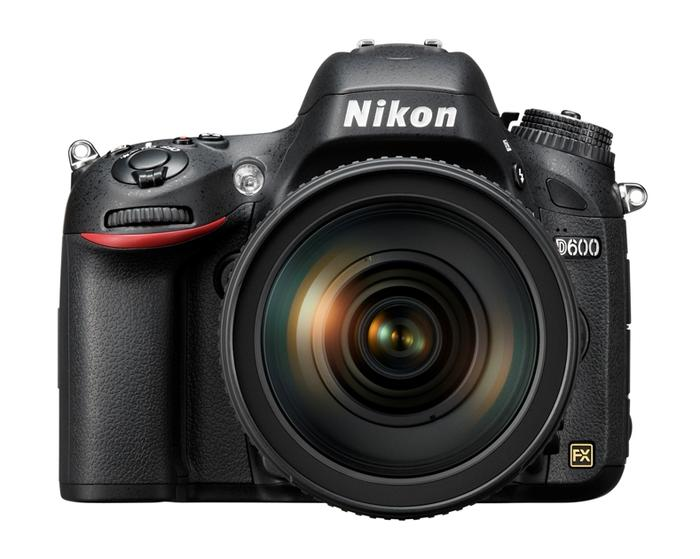 Nikon Australia's official image for the D600.