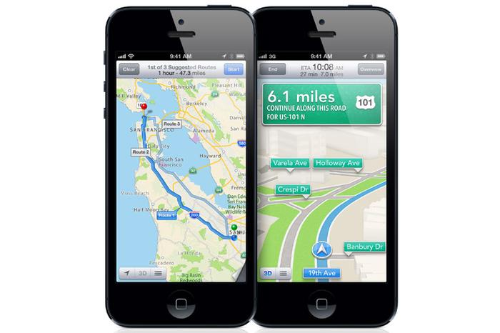 Turn-by-turn navigation in Apple's Maps app will be available Down Under in October.