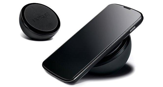 Google will sell a wireless charger called the Wireless Charging Orb as an optional accessory.