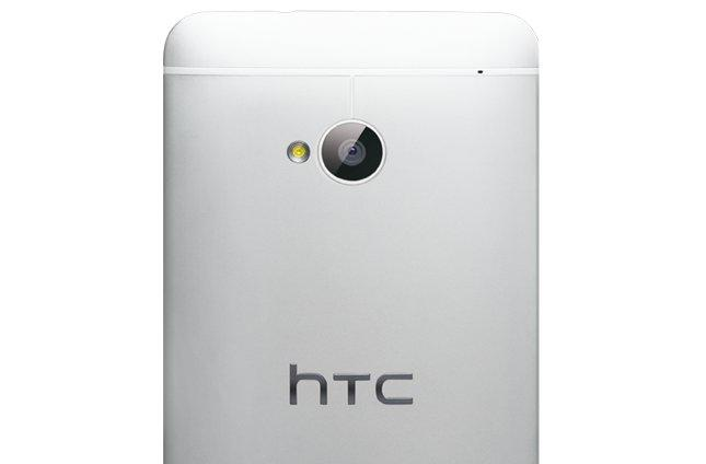 The HTC One's camera uses a 4-megapixel 'UltraPixel' sensor that makes use of enlarged pixels to capture better quality images.
