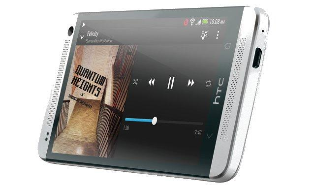 HTC says the One's speakers will push out up to 93 decibels of sound, significantly more than most other smartphones.