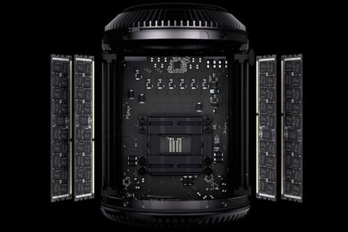 Inside the new Mac Pro