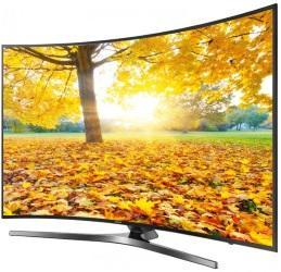 Samsung Series 7 curved 4K TV