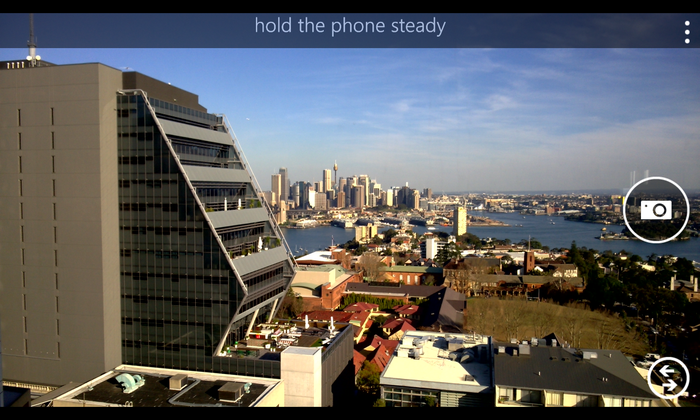 Nokia's Smart Cam application.
