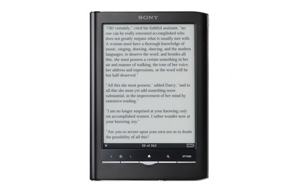 Sony Reader Touch Edition (PRS-650)