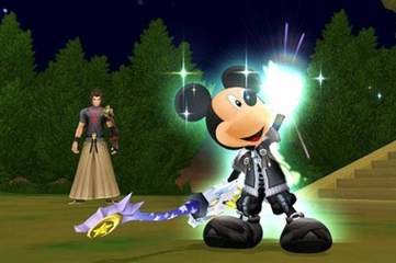 Square Enix Kingdom Hearts: Birth by Sleep