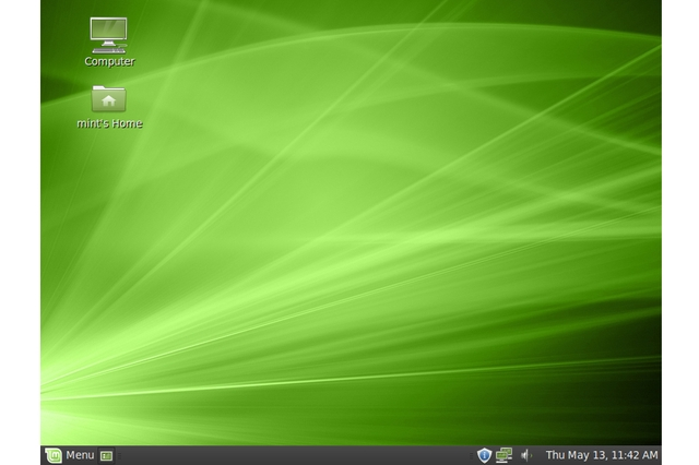 Linux Mint Community Mint 9