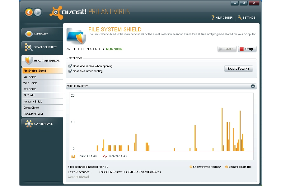 avast free antivirus 2018 system requirements