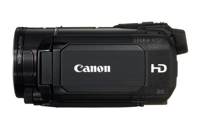 Canon Legria HF S21