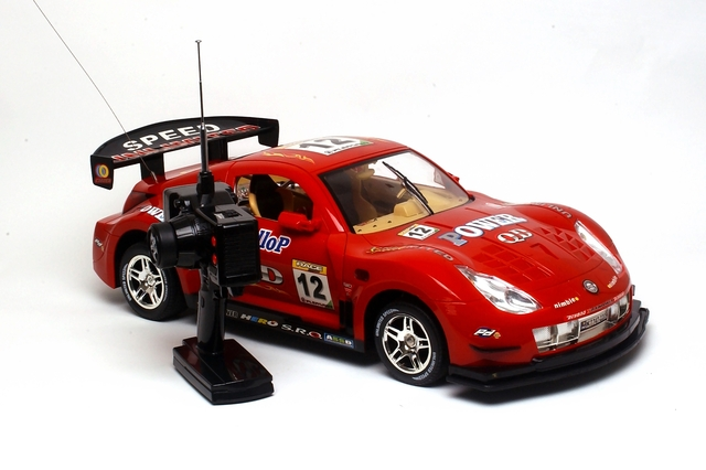 Oztion Speed Unlimited Remote Control Car
