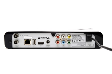 Grundig Freeview HD Set Top Box