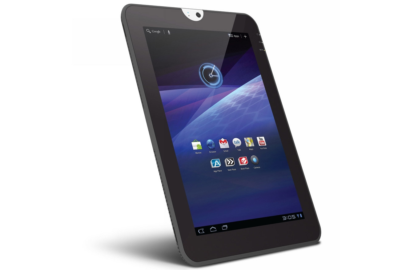 Toshiba Tablet (AT100) Review: Toshiba Tablet (AT100 ...