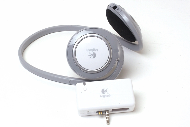 Logitech Wireless Headphones for iPod